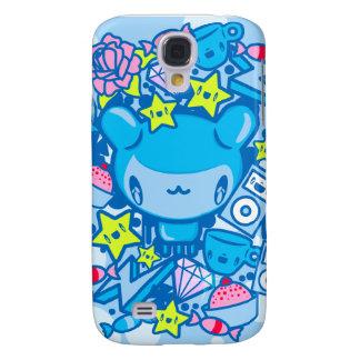 Azul Boy Samsung Galaxy S4 Cover