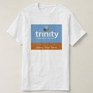 Azul/Brown del TCC Knox Camisas