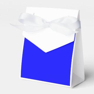 Azul Caja Para Regalos De Fiestas