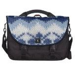 Azul caliente bolsas para portátil