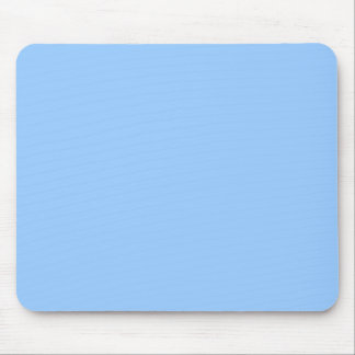 Azul claro tapete de ratón