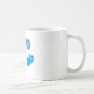 Azul clásico 1940 taza clásica