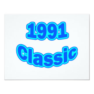 Azul clásico 1991 comunicado personal