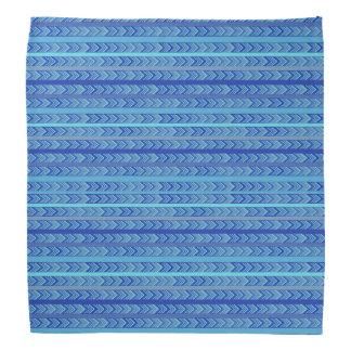 Azul costero bandana