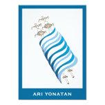 Azul de Ari Yonatan Torah de la invitación de