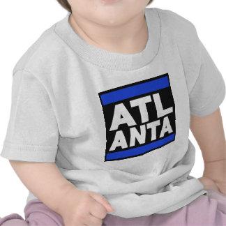 Azul de Atlanta Camiseta