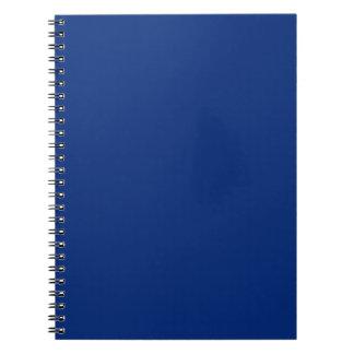 Azul de Catalina Cuaderno
