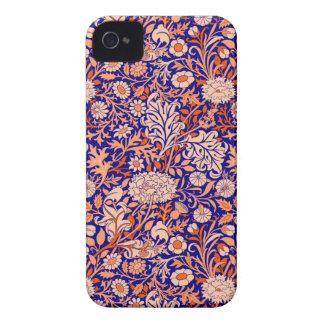 """Azul de Cherwell "" Case-Mate iPhone 4 Protectores"