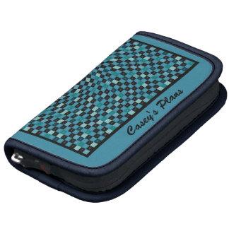 Azul de cielo 1200 pedazos de pi organizador