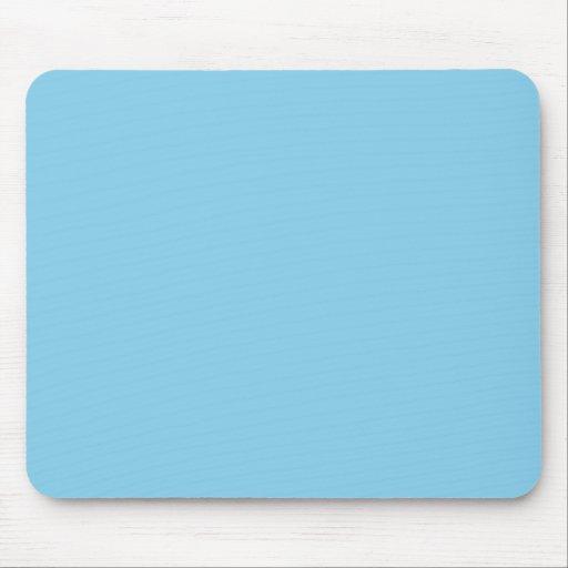 Azul de cielo Mousepad