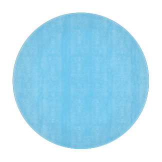 Azul de cielo tabla para cortar