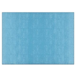 Azul de cielo tablas para cortar