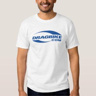 azul de Dragbike.com - vine ganar Playeras
