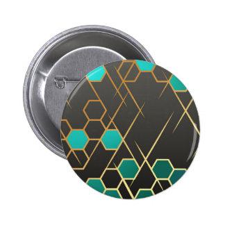 Azul de Geometrix Pin
