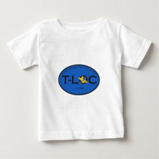 Azul de Goodnotgood de la T-Ubicación Playera De Bebé