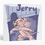 """Azul de Jerry Carpeta 1 1/2"""""""