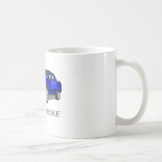 Azul de la avalancha de Chevrolet Taza De Café