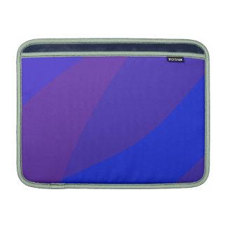 Azul de la ballena funda macbook air
