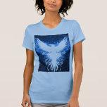 Azul de la estrella de Phoenix Camiseta