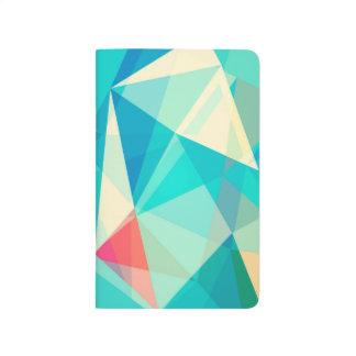 Azul de la geometría I Cuaderno Grapado
