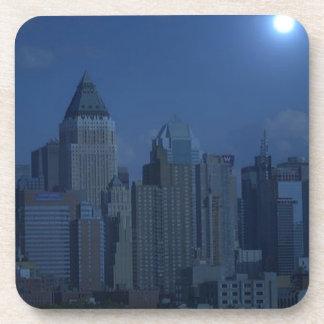 azul de la noche de Nueva York Posavaso