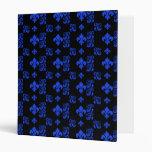 Azul de la raya 1a de Fleur