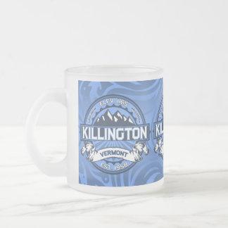 Azul de la taza de Killington