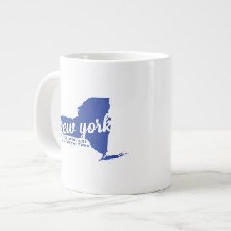 azul de las letras el   de la canción de Nueva Taza De Café Grande