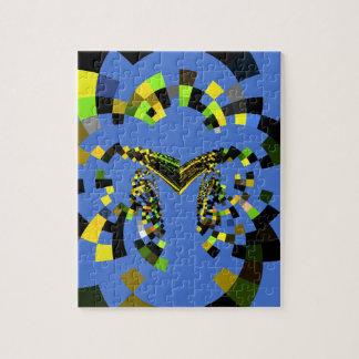 Azul de M Puzzles Con Fotos