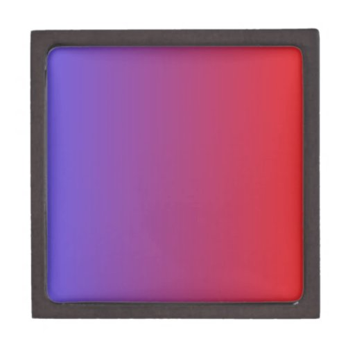 Azul de Majorelle a codiciar pendiente vertical Cajas De Recuerdo De Calidad