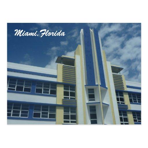 azul de Miami Postal
