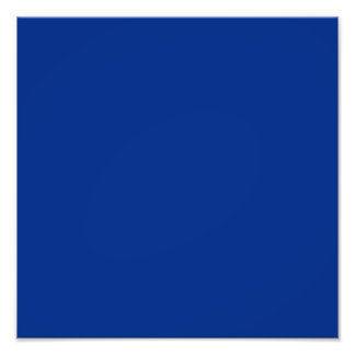Azul de Nebraska Impresion Fotografica
