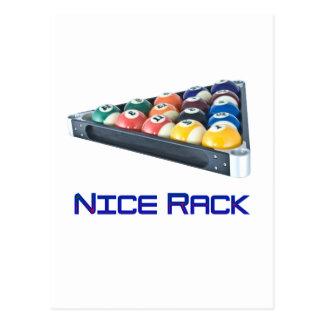 Azul de NiceRack Postal