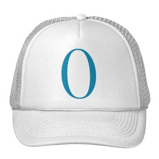 Azul de Obama O - gorra