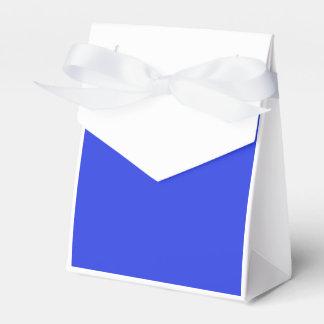 Azul de Palatinado Caja Para Regalo De Boda