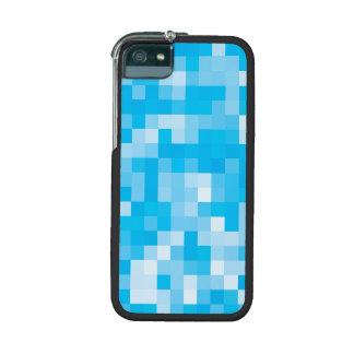 Azul de Pixelated