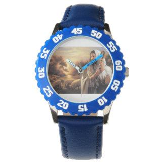 Azul de Relógio Relojes De Mano