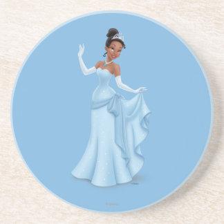 Azul de Tiana Posavasos Diseño