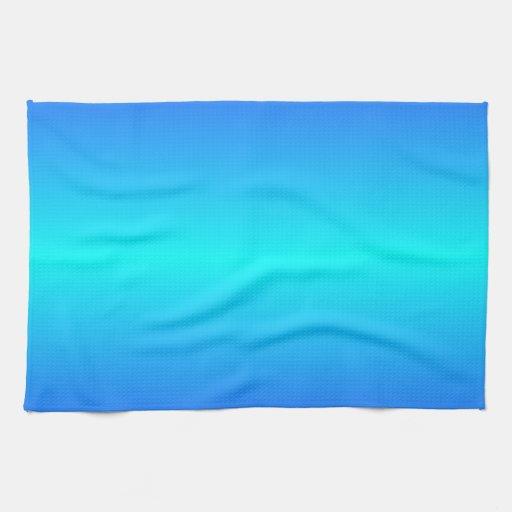 Azul de ultramar ciánico y eléctrico eléctrico hor toallas de cocina