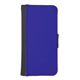 Azul de ultramar carteras para teléfono