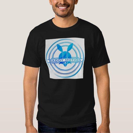 azul del baddymotion remeras