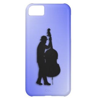 Azul del bajista funda para iPhone 5C