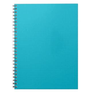 Azul del Caribe Libro De Apuntes