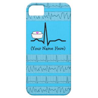 Azul del caso de Barely There del iPhone 5 del iPhone 5 Funda