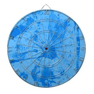 azul del chapoteo tabla dardos