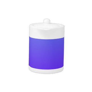 Azul del Cornflower a la pendiente eléctrica de H