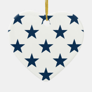 Azul del deslumbramiento de la estrella 1 ornamentos para reyes magos
