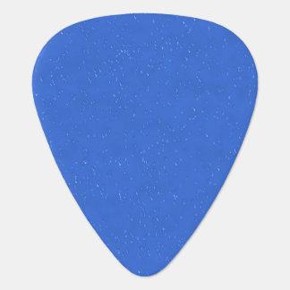 azul del día lluvioso 14216 (i) plumilla de guitarra