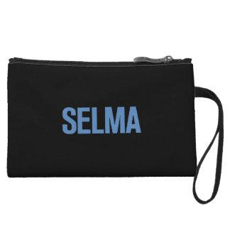 Azul del Día-Selma de MLK en negro