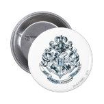 Azul del escudo de Hogwarts Pin